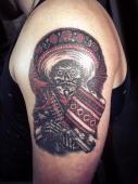 Демон мексиканец